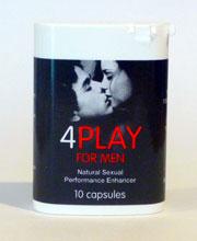 Oyster V Sexual Stimulant Blue Pill
