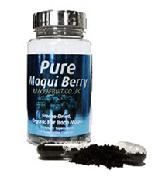 Pure Maqui Berry Supplements