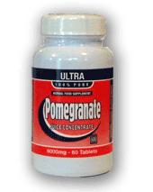 Wholesale Pomegranate Supplements